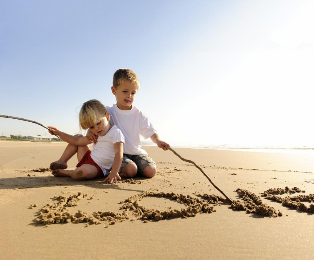 lista rzeczy do zabrania z dzieckiem na wakacje
