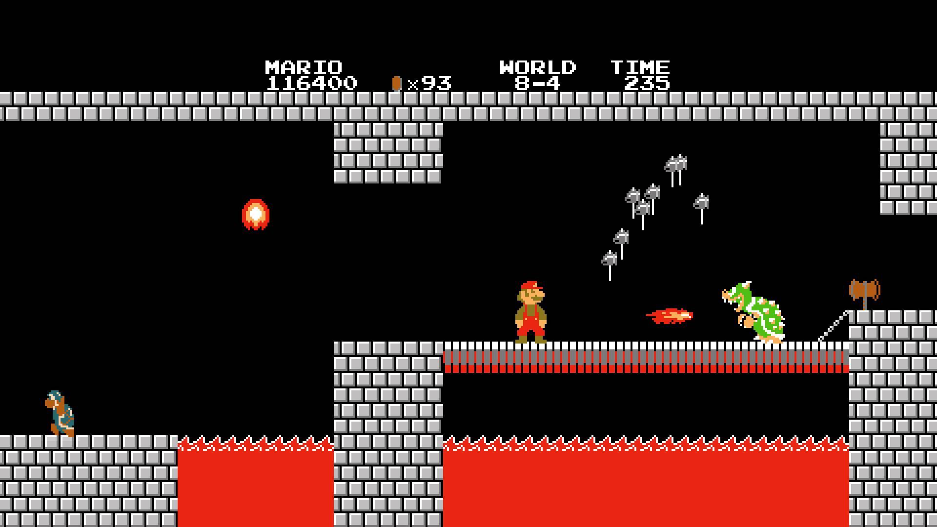 Po co Mario przemierza świat?