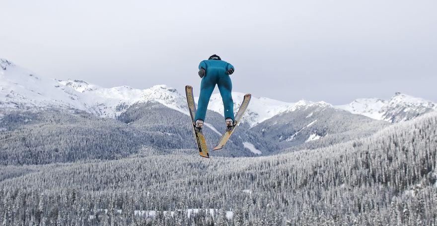 Ile wynosi rekord świata w długości skoku narciarskiego?