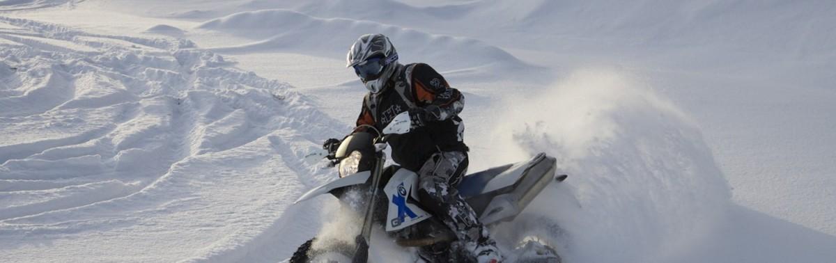 motocykl jak się ubrać zimą