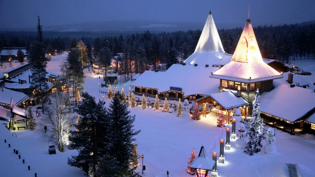 najbardziej magiczne miasta w czasie Świąt Bożego Narodzenia