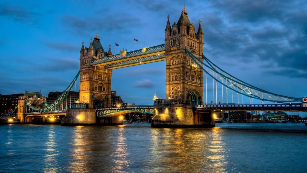najpiękniejsze mosty na świecie