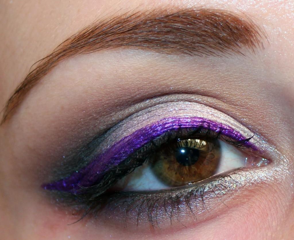 makijaże na sylwestra