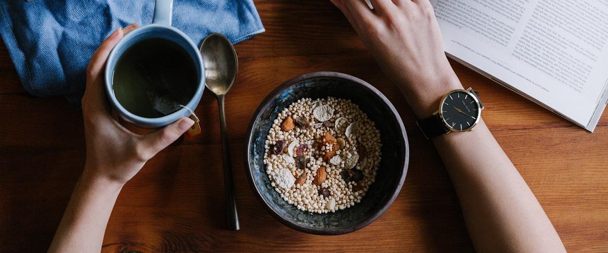 pomysły na pożywne śniadanie