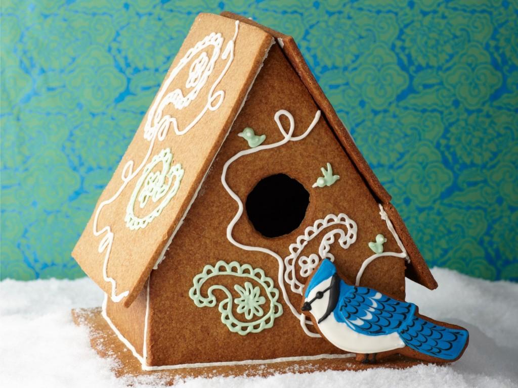 pomysły na stworzenie domku z piernika
