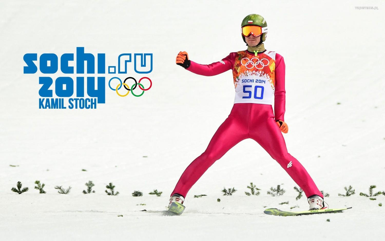 Które miejsce zajęli Polacy w konkursie drużynowym na Igrzyskach Olimpijskich w Soczi?