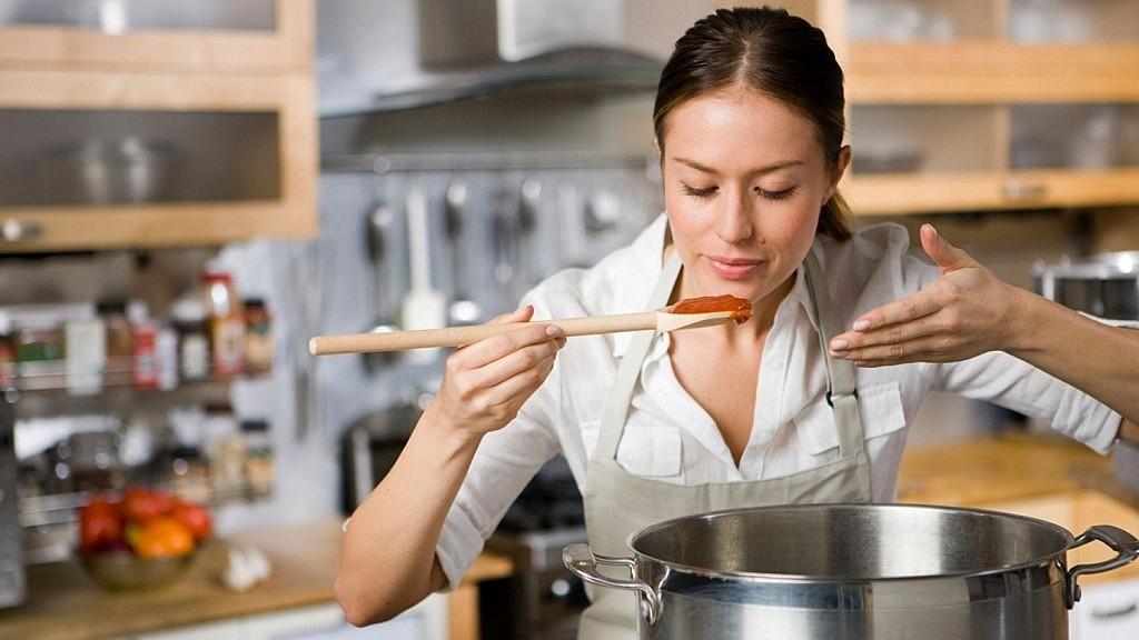 sposoby, by stać się lepszym kucharzem