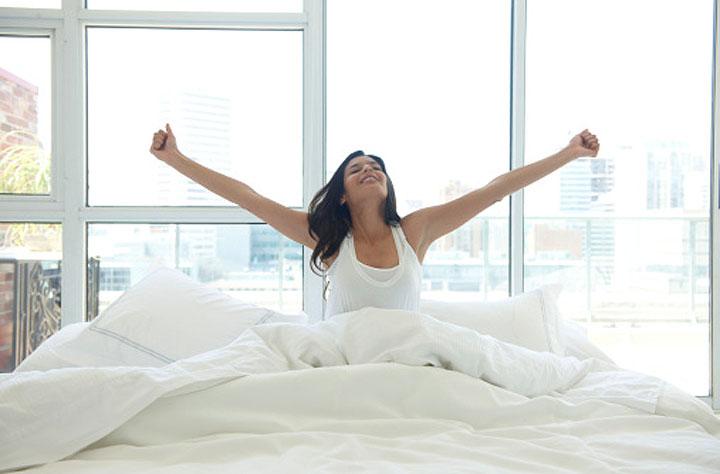 Co robisz rano po przebudzeniu?