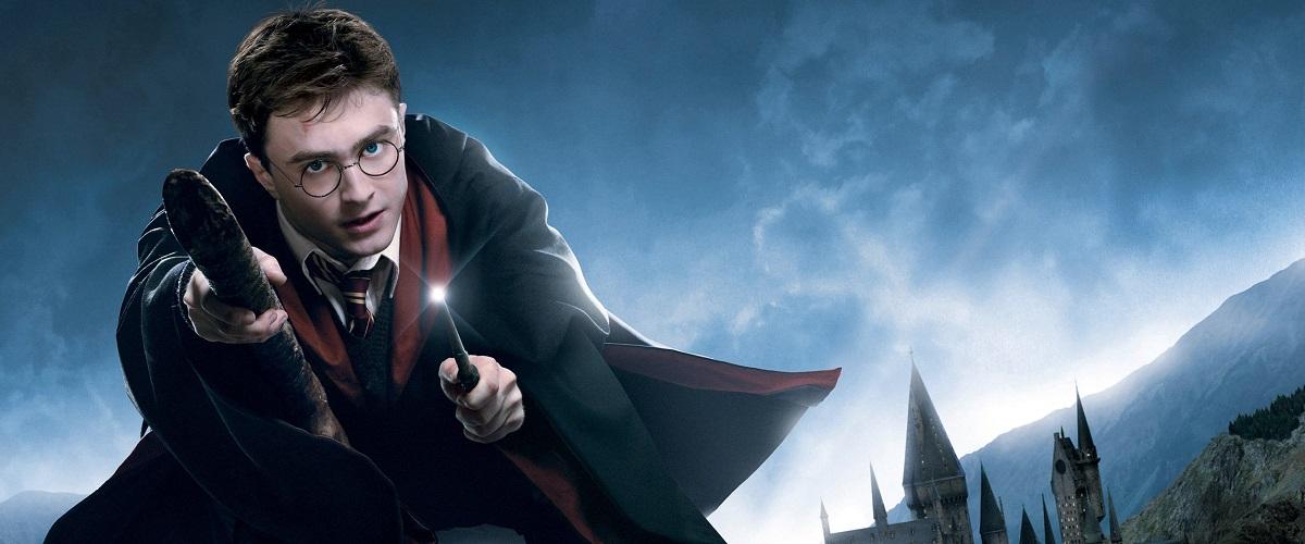 filmy z odtwórcą Harry'ego Pottera