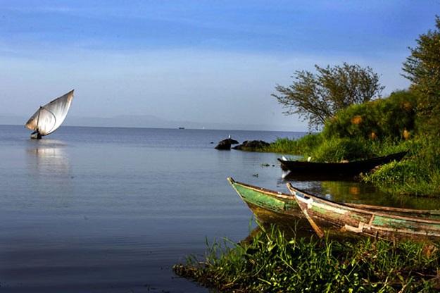 największe jeziora na świecie