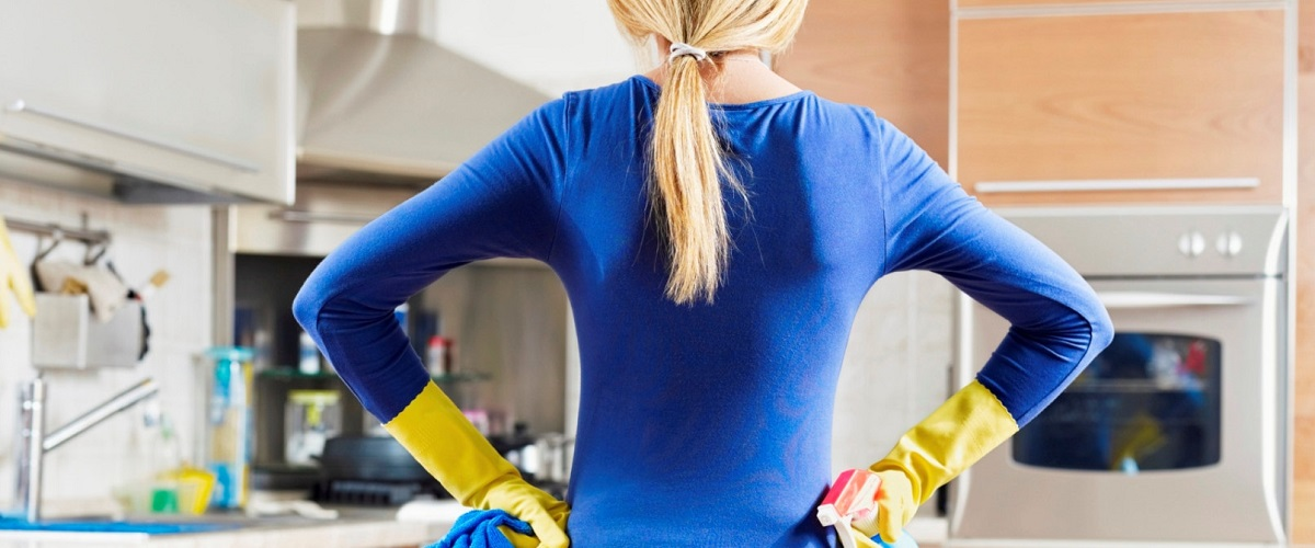 domowe sposoby na zabrudzenia w kuchni i łazience