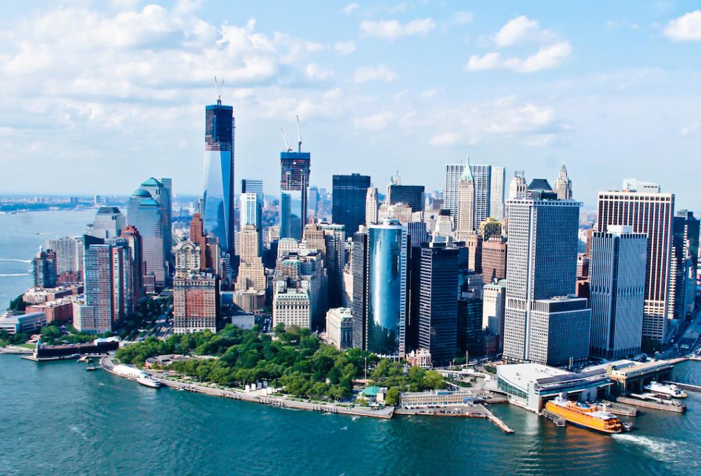 najbardziej nowoczesne miasta świata