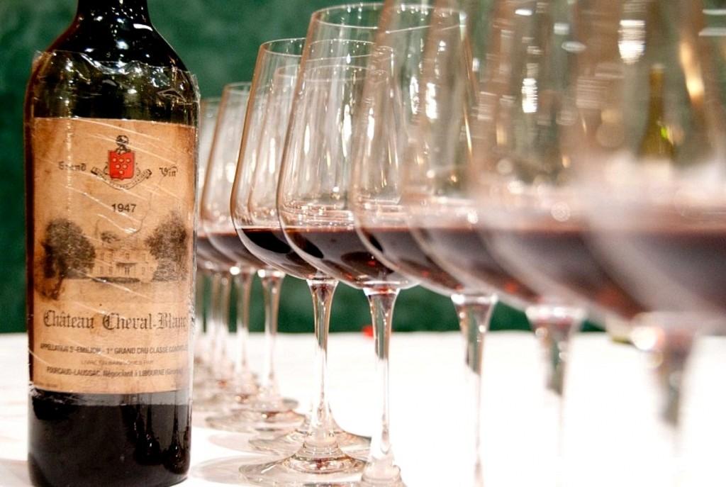 najdroższe wina świata