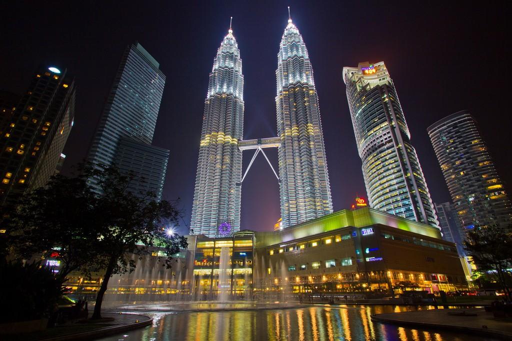 niezwykłe miejsca w Azji