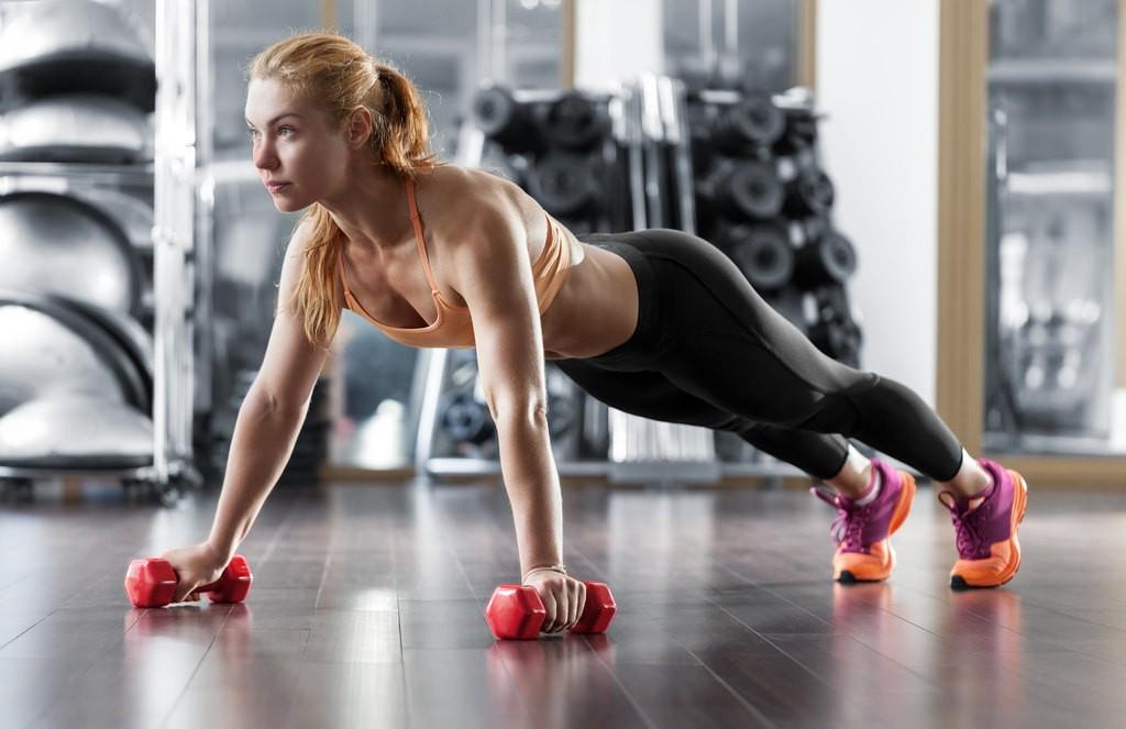 sposoby, by dobrze wyglądać na siłowni