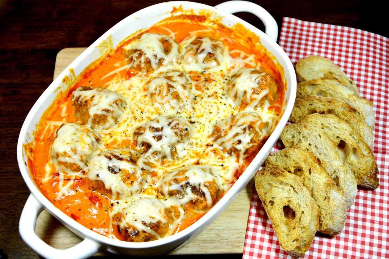 pulpeciki-w-sosie-pomidorowo-śmietanowym-1
