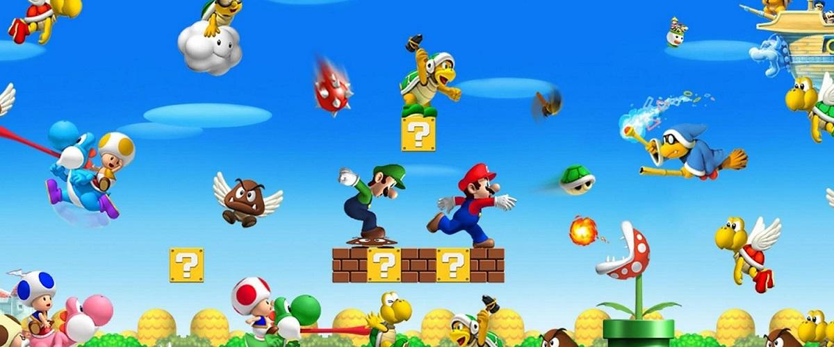 Na systemy Android trafiło Super Mario Run