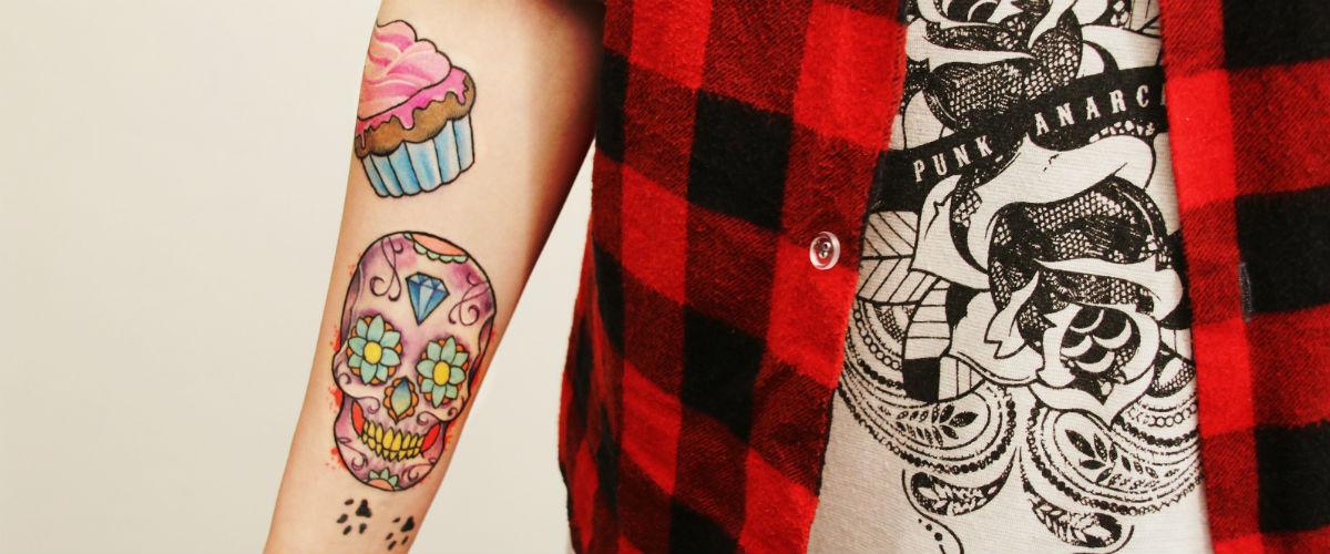 Pierwszy Tatuaż Jak Się Do Niego Przygotować Wybór Studia