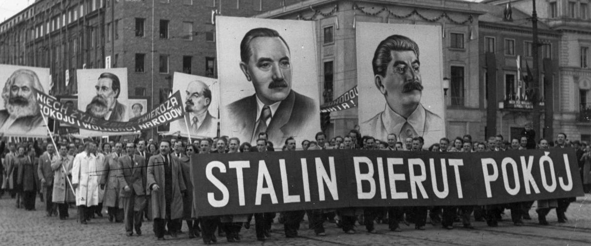 """Pokój, dobrobyt, socjalizm"""" - czyli jak obchodzono kiedyś 1 maja!   Blaber"""
