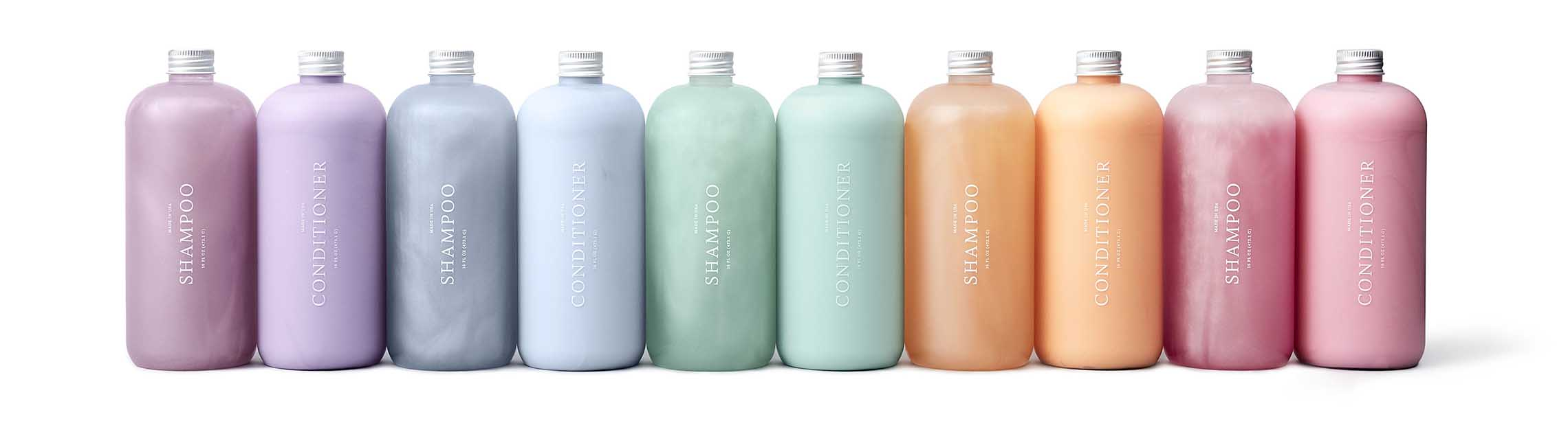 spersonalizowane szampony warte 110 milion w dolar w blaber. Black Bedroom Furniture Sets. Home Design Ideas