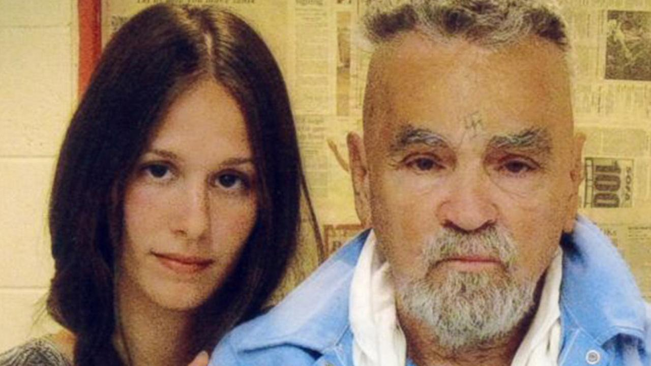 Charles manson star wedding