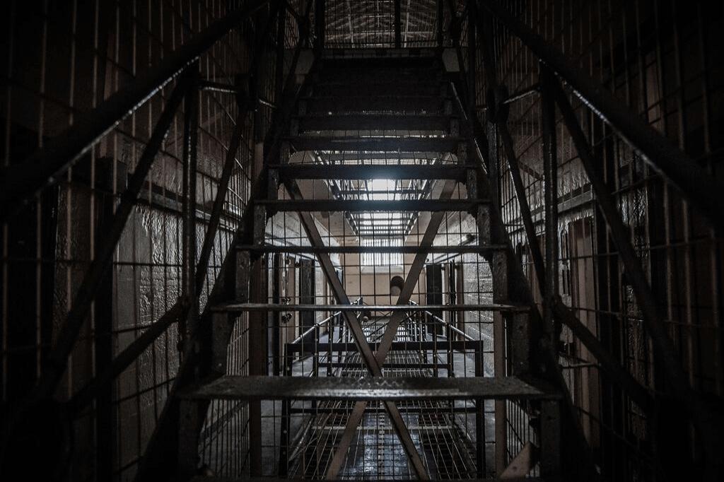 korytarz więzienny