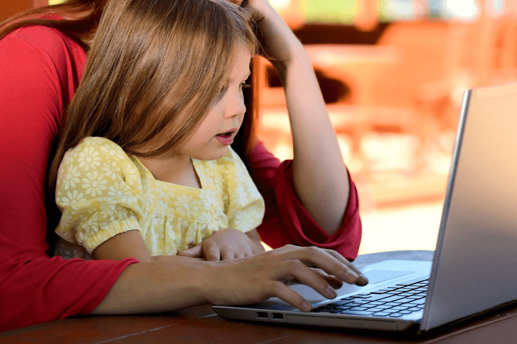 dzieci i komputer