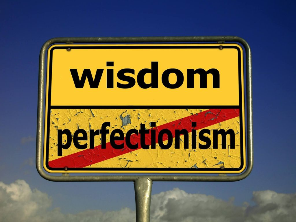 perfekcjonizm, perfekcja, znak drogowy