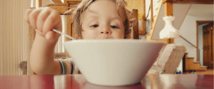 Głodne dziecko