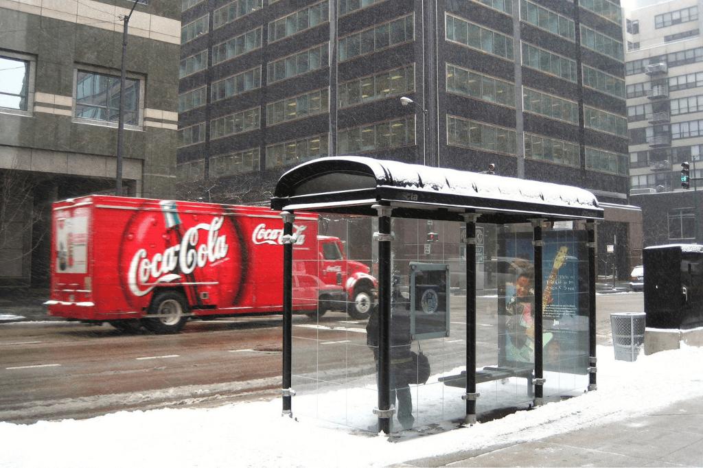 Coca-Cola plastik