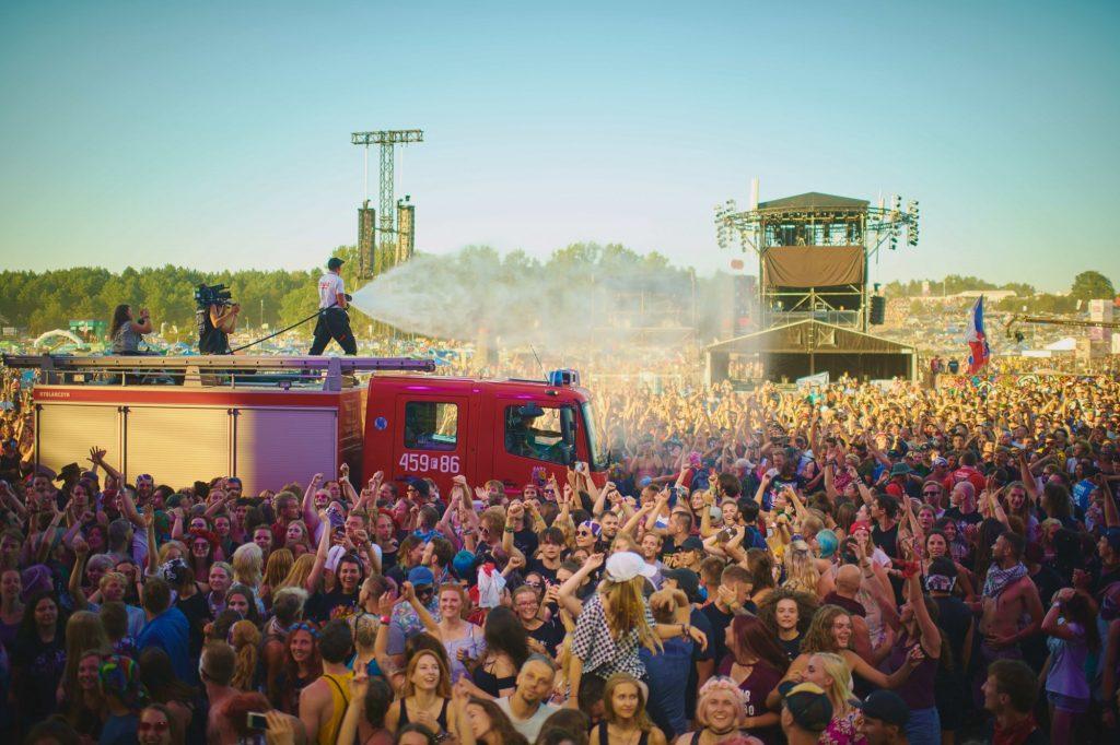 Pol'and'Rock Festival w Kostrzynie