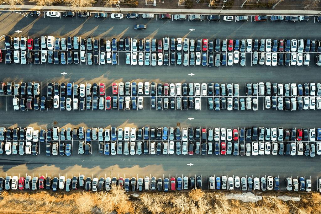 parking miejski