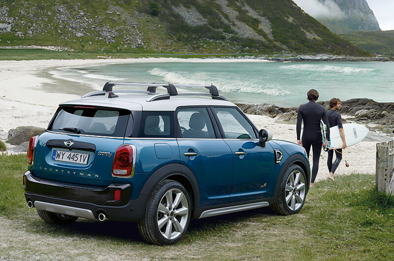 bmw, mini, countryman