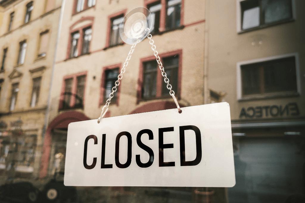 zamknięte sklepy w niedziele