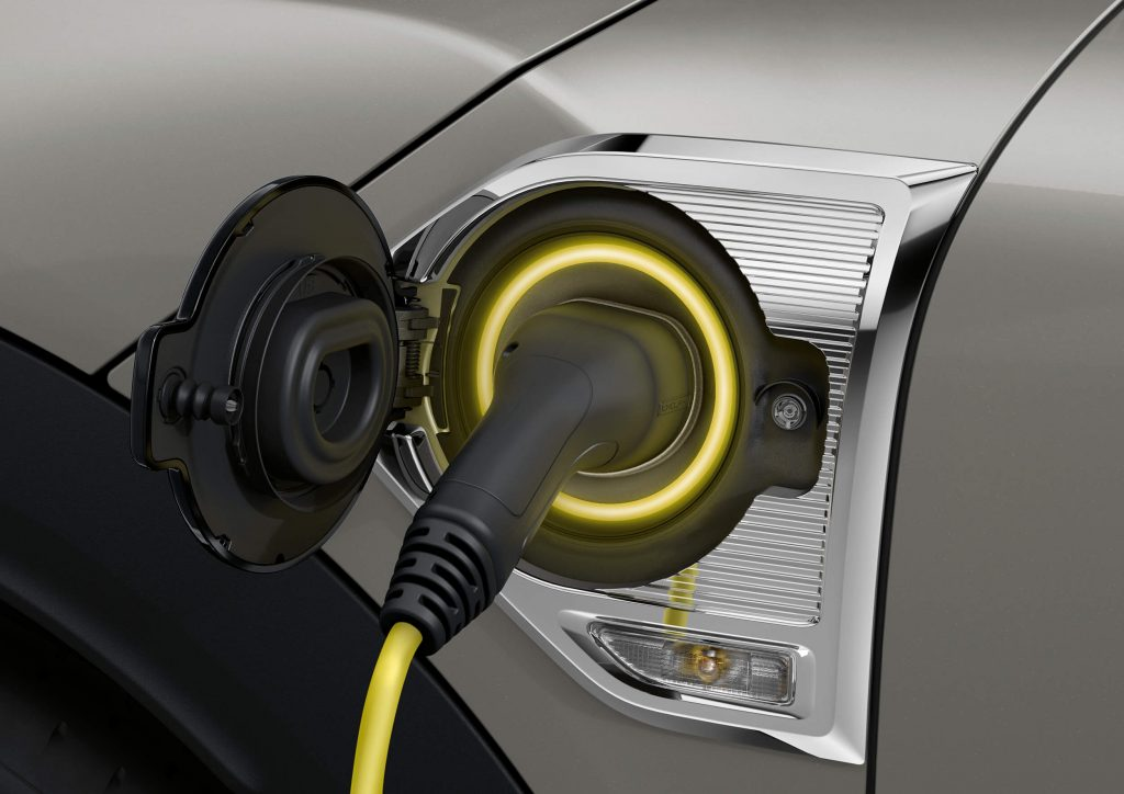 MINI Countruman plug-in hybrid